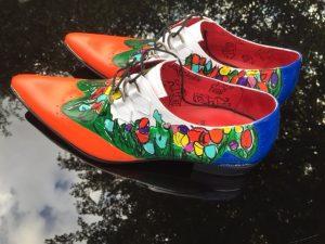 schoenen-holland-maat-43-handgeschilderd-watervast-en-kleurecht